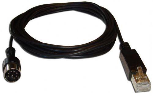 Bang & Olufsen-B&O-PowerLink kabel => RJ45, 5 meter - sort