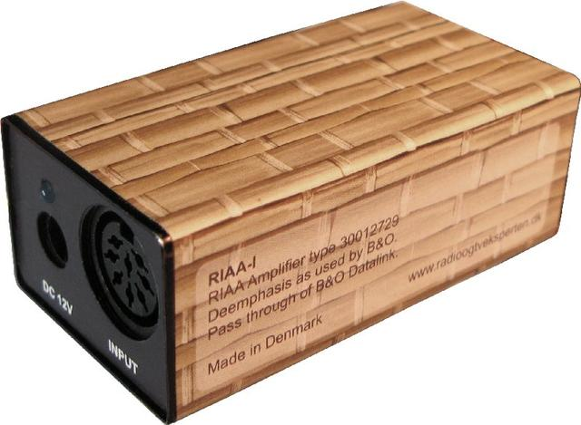 RIAA-I Amplifier Type 30012729